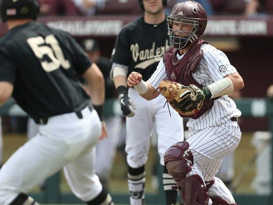 MSU-Vandy Baseball
