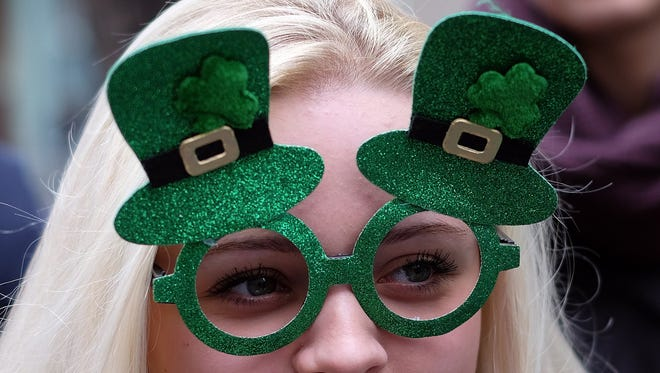 Irish by blood or just for the day, it's sure to be a busy St. Patrick's Day on Saturday.