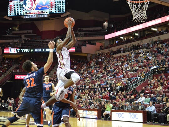 Malik Beasley declared for the 2016 NBA Draft, becoming FSU's first one-and-done player.