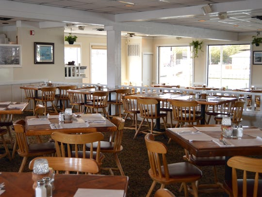 The Captain's Galley recently reopened as the Ocean