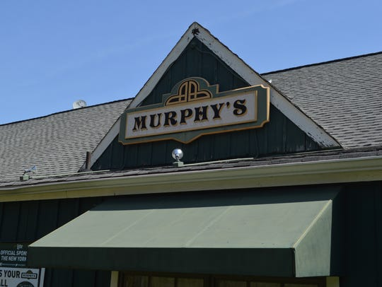 The former Murphy's Restaurant in Yorktown.