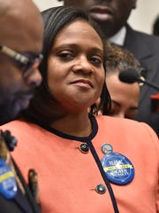 Sherry Dorsey Walker, a former Wilmington City Councilwoman and lieutenant governor candidate, nearly coasted into the Delaware House seat being vacated by Rep. Helene Keeley, D-Wilmington.