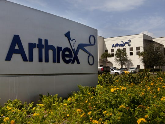 hundreds of 'high-wage' Arthrex employees