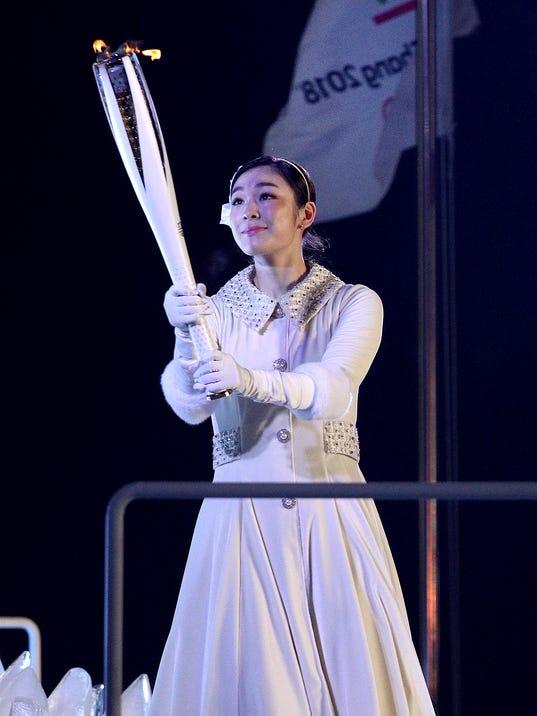 Olympics: Opening Ceremony
