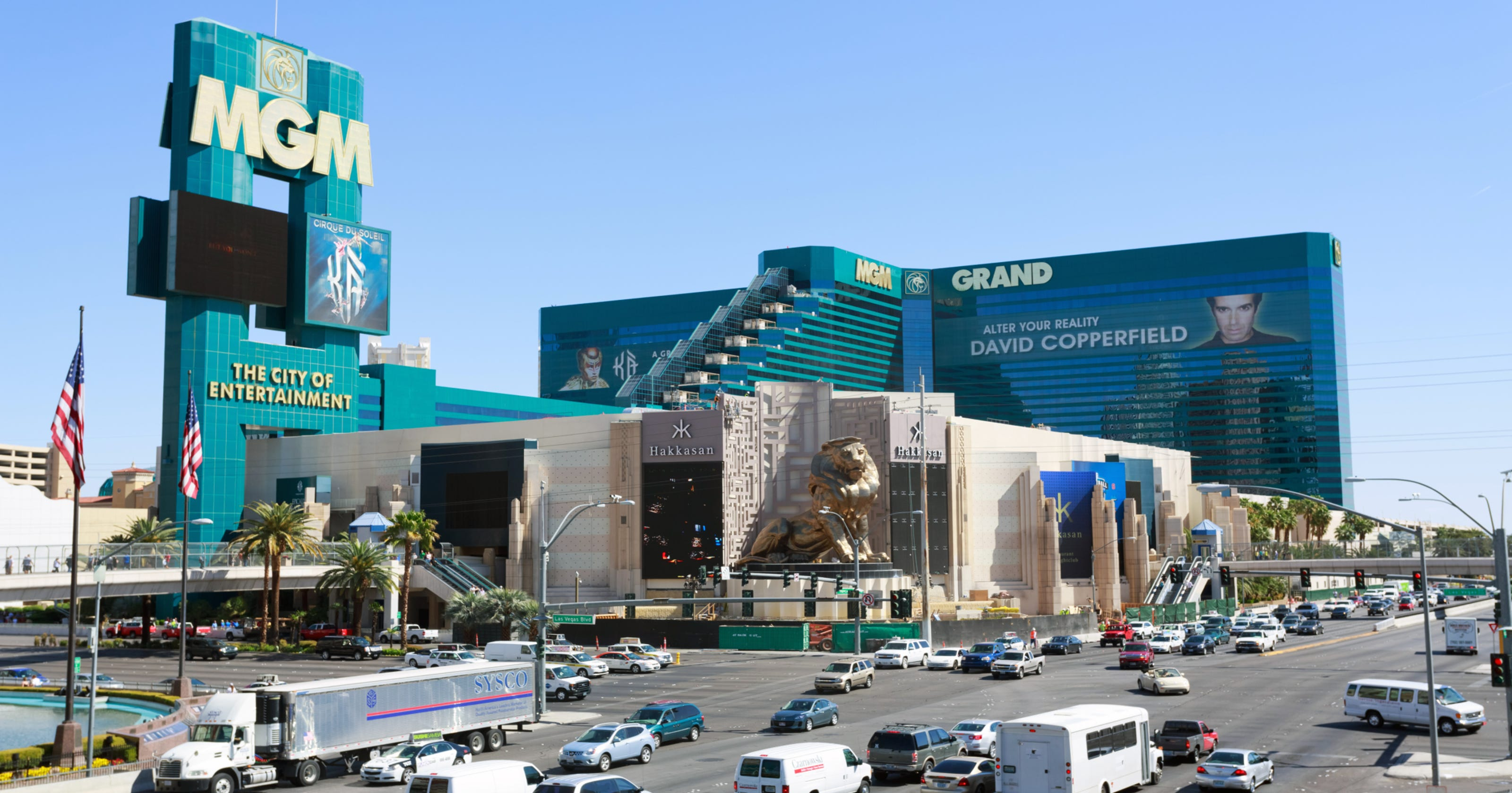 MGM Resort hotels including Bellagio, Aria in Las Vegas to start ...