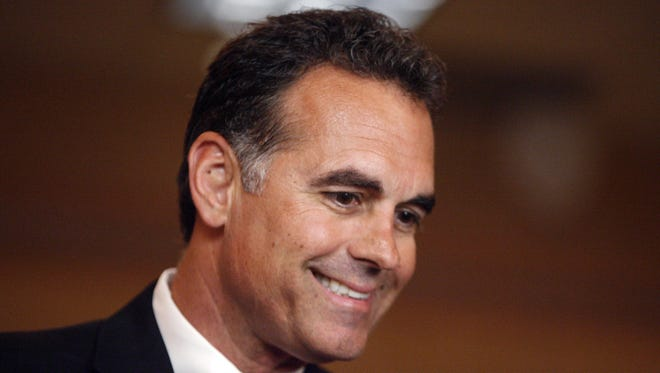 Danny Tarkanian sent in his financial disclosure form to the House Clerk about a month after it was due.