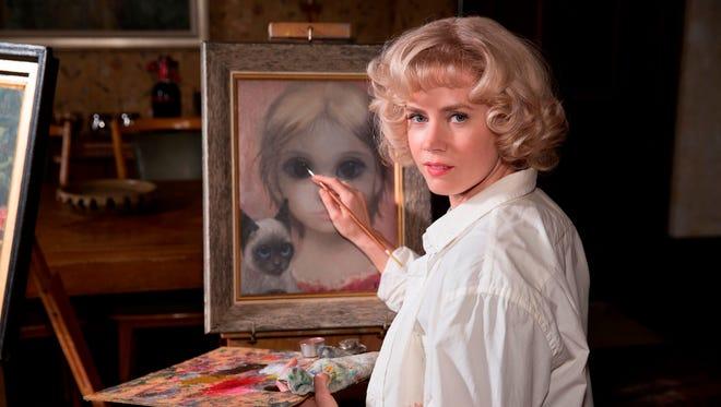 "Amy Adams in a scene from ""Big Eyes."""