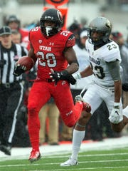 Utah's Marcus Williams is one of the draft's most athletic