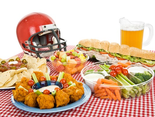 How to keep your Super Bowl party from being an icky germ-fest