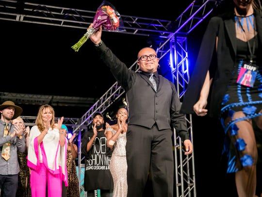 Aconav was named emerging designer of the year during