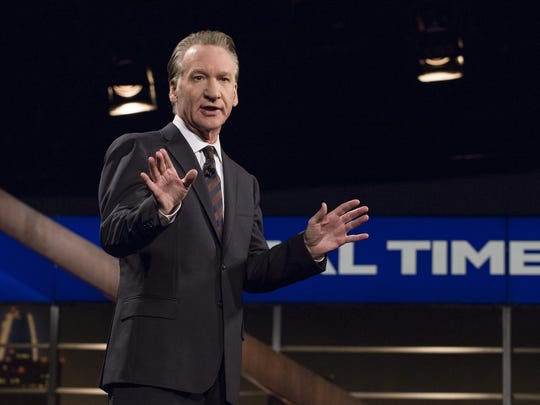 Bill Maher opens HBO's 'Real Time with Bill Maher'