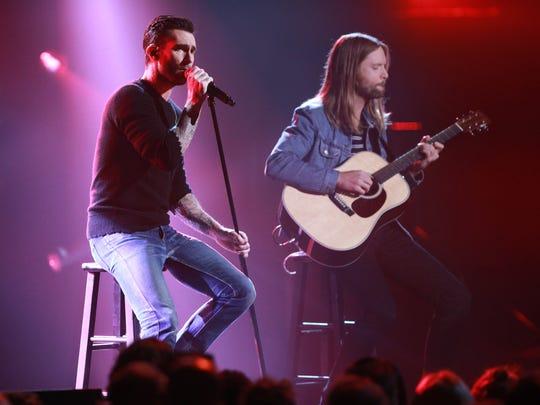 Maroon 5 protagonizará el show de medio tiempo del Super Bowl 2019.