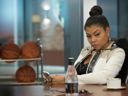Cookie (Taraji P. Henson)  handles her business in