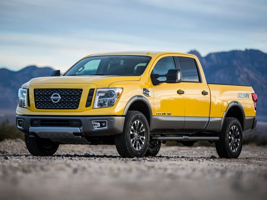 This photo provided by Nissan shows the 2017 Nissan