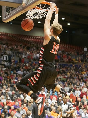 Franklin basketball player Luke Kennard.