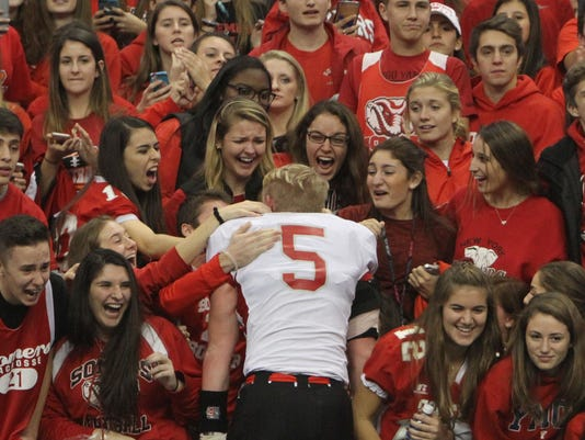 SOMERS STATE CHAMPIONSHIP FOOTBALL