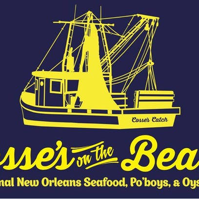 Cosse's on the Beach New Orleans-style restaurant opens