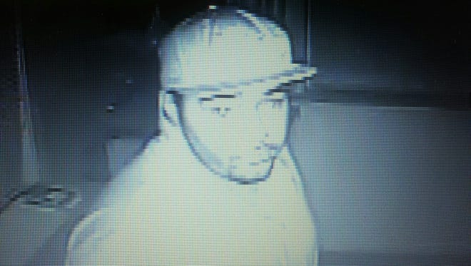Police are looking for this man in connection with a Carencro burglary.