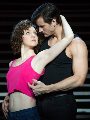 """Dirty Dancing — The Classic Story on Stage"" begins its six-day run at the Fox Cities Performing Arts Center in downtown Appleton Tuesday."