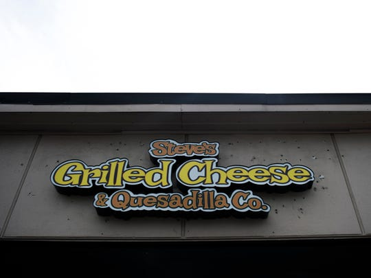 Steve's Grilled Cheese & Quesadilla Co. in Glassboro.