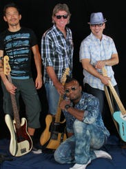 Las Vegas band Tommy Rocker and Conched Out headlines