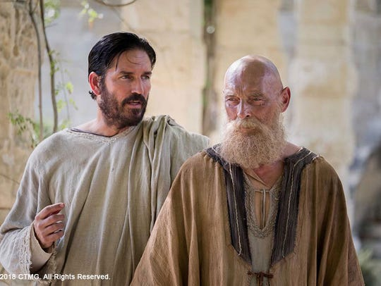"""Paul, Apostle of Christ"" opens March 23."