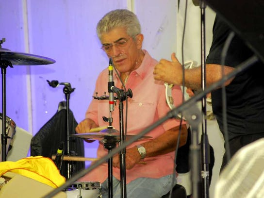 In this July 2016 photo, actor Frank Vincent of Nutley