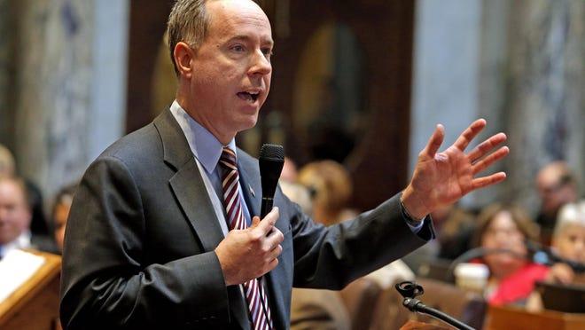 Assembly Speaker Robin Vos (R-Rochester)