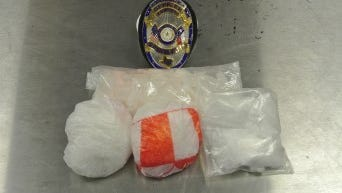 Wichita Falls Police Department officers with the Organized Crime Unit and SWAT on June 9, 2017, seized 279 grams of methamphetamine, as well as ecstasy and a digital scale from a room at the Wayfarer Motel in Wichita Falls.
