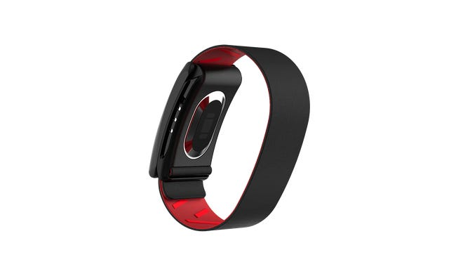 Pro players voluntarily wore the WHOOP fitness tracker – similar to a wristwatch but without a screen.