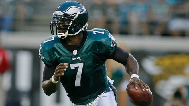 The athleticism of Eagles QB Michael Vick has been a double-edged sword throughout his career.