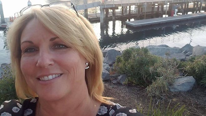 Dana Gardner of California was among those killed in the mass shooting in Las Vegas on Oct. 1, 2017.