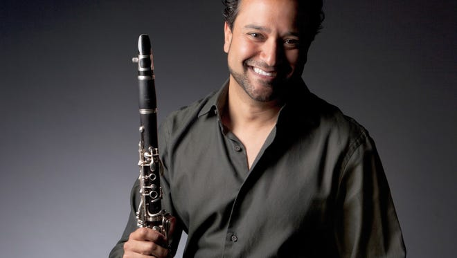 Clarinetist Bharat Chandra joins the Brevard Symphony Orchestra for its season finale April 14.