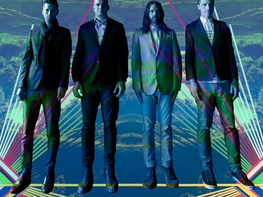 Mutemath is one of the acts you shouldn't miss at this weekend's Hangout Music Fest.