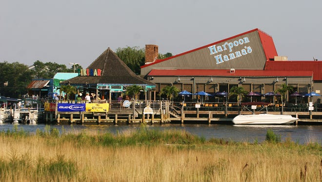 Harpoon Hanna's in Fenwick Island offers happy hour specials from 3-7 p.m., Monday through Friday.