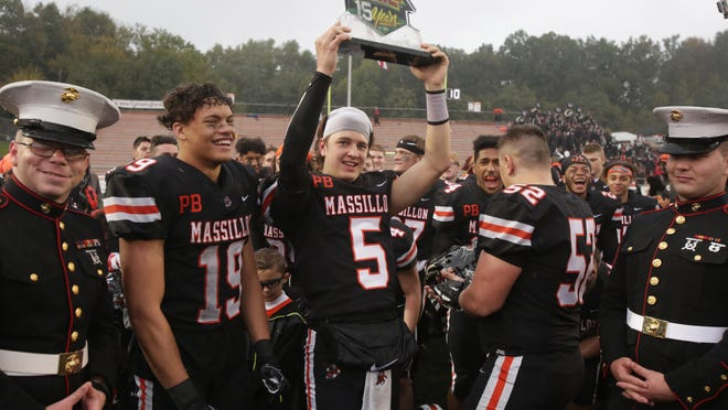 Mckinley @ Massillon week 10.