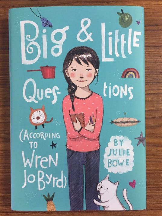 'Big Little Questions' by Wren JoByrd