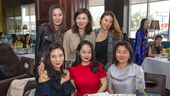 Helen Bons, Bok Lee, Heidi Chung, Youjin Chung, Mina