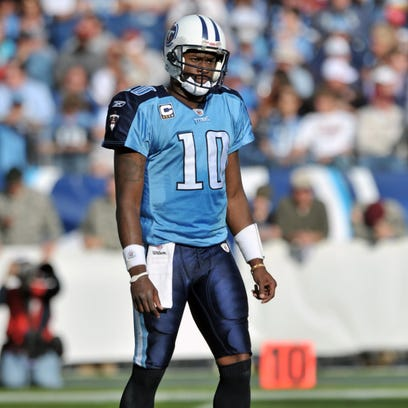 Former Titans quarterback Vince Young had harsh words