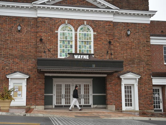 Work continues on Wayne Theater
