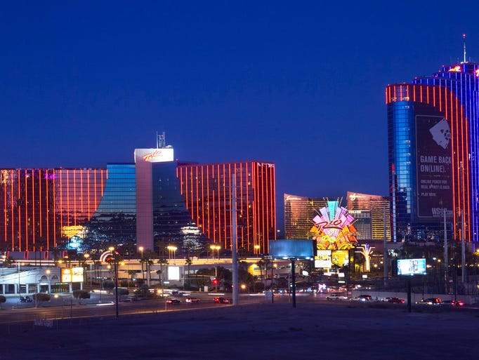 The Rio All-Suite Las Vegas Hotel and Casino offers