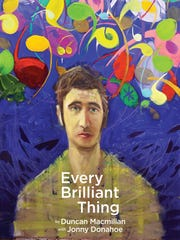 """""""Every Brilliant Thing"""" is a highly audience-involving, one-man show that will open at the beginning of 2019 at the Indiana Repertory Theatre."""
