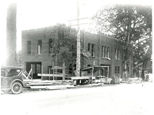 West Salem City Hall 1930s