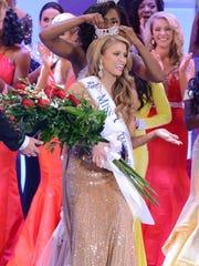 Rachel Wyatt won Miss South Carolina 2016 on Saturday night.