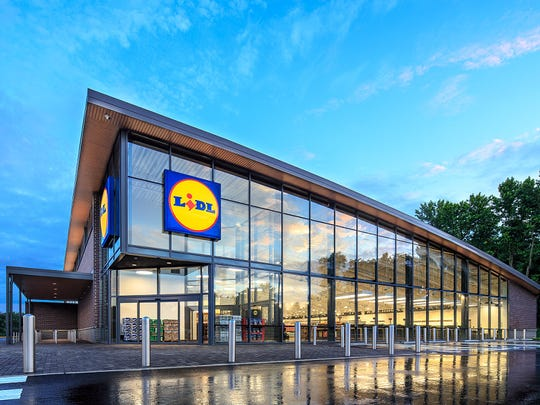 Discount grocery chain Lidl opened its first Delaware store in Middletown in August 2017.