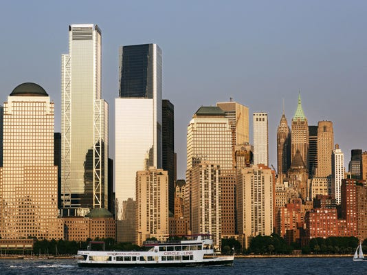 New World Trade Center Tower