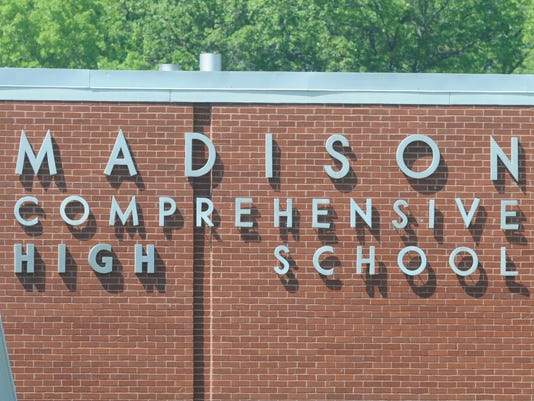 MNJ Madison High School stock
