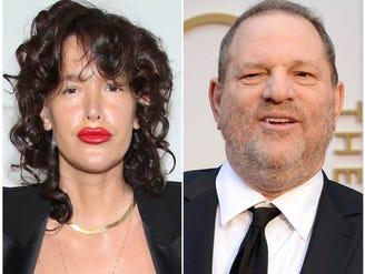 Harvey Weinstein accused of raping actress Paz de la Huerta in new lawsuit