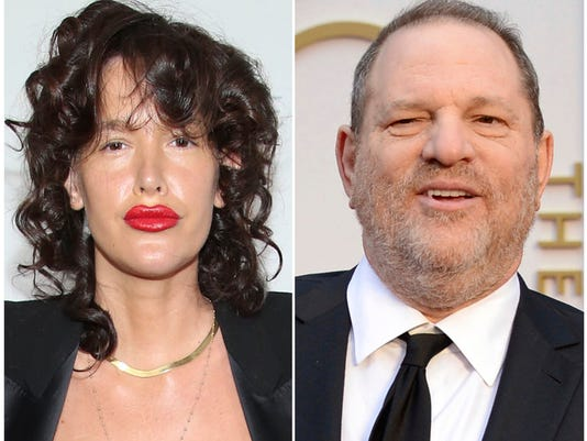 AP HARVEY WEINSTEIN A ENT FILE USA CA
