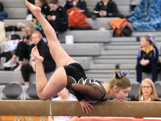 Among top performers for Plymouth at individual finals